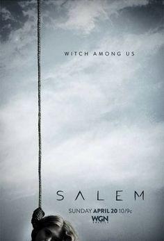 "Два промо-постера сериала ""Салем"" | TV-maniac.RU"