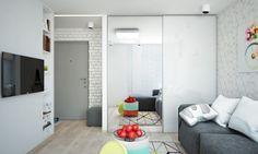 Svijetli, kompaktan stan za mladu obitelj | Uređenje doma