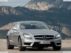 Mercedes-Benz CLS63 AMG Shooting Brake (2013)