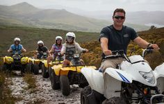 Enjoy a guided Quad Bike ride through the stunning landscape at #GrootbosNatureReserve, South Africa