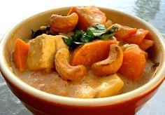 Panang Curry | Chloe Coscarelli - Vegan Chef