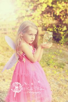Tinkerbell Child photography Canon