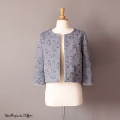 Republique du Chiffon BERNADETTE Jacket (spring weight)