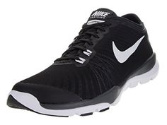 sports shoes 721c8 e49c5 NIKE Womens Flex Supreme TR 4 Black White Anthracite Stealth Training Shoe  8 Women US -- Be sure to check out this awesome product.