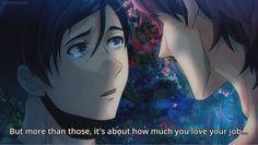 What Toyohi loves about you, Chiharu Kishima <3   Kono Danshi, Mahou ga Oshigoto Desu