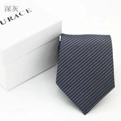 gris argent hommes Bow Tie Matching Bowtie Boutons de manchette Hanky Satin Cravate En Soie Set A5