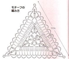 tunique aux triangles
