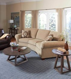 Miller Conversation Sofa by Broyhill - Home Gallery Stores