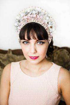 Romantic Boho Chic Crown