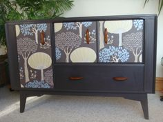 NOW SOLD # Fabulous Upcycled G-Plan Sideboard - MH Retro Furniture