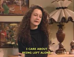 """When she proved that she cares. 
