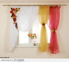 65 Adorable Window Curtains Design Ideas And Decor ideas 65 Adorable Window Curtains Design Ideas And Decor - Ideaboz Curtains And Draperies, Home Curtains, Curtains Living, Kitchen Curtains, Window Curtains, Drapery, Window Curtain Designs, Curtain Styles, Window Design