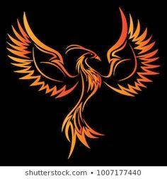 Phoenix Artwork, Phoenix Drawing, Phoenix Images, Dark Phoenix, Phoenix Logo, Phoenix Xmen, Golden Phoenix, Phoenix Tattoo Feminine, Small Phoenix Tattoos