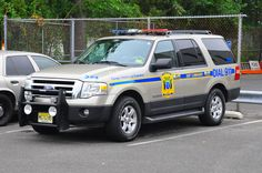 ◆Stratford, NJ PD Ford Expedition◆