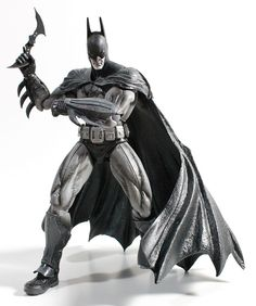 MTV Geek – First Look Review: SDCC 2012 Square Enix Batman and Joker Black and White Play Arts Kai Figures