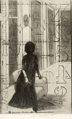 Lady (Dama) - By Jiří Balcar