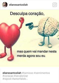 Por Aguiasemrumo: Romulo Sanches de Oliveira  Muito triste quando o coração não decide!  Não existe compromisso mais importante na vida quando se tem Amor, que o compromisso com quem dorme ao lado da gente.