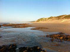 A friend of mine lives here in South Africa, supposed to be one of the most beautiful beaches in the world. Thinking maybe visiting late winter '16 - cheaper than flying to Hawaii! Sardinia Bay Beach in Ibhayi, Eastern Cape