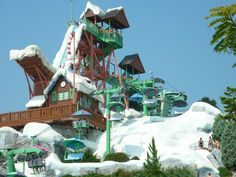 Tips and tricks for Disney Waterparks. Typhoon Lagoon and Blizzard Beach tips to save you time and money on your Disney World Vacation.