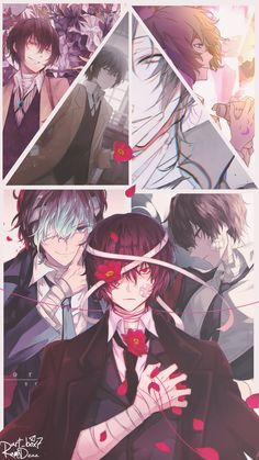 🌹[Funny chats and pictures Soukoku]🌹 - Chapter! Dazai Bungou Stray Dogs, Stray Dogs Anime, Anime Love, Anime Guys, Manga Art, Anime Art, Bungou Stray Dogs Wallpaper, Funny Chat, Anime Lindo