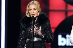 Madonna onstage during the 2013 Billboard Music Awards in Las Vegas, Nevada. | 60 Memorable Moments From Past Billboard Music Awards