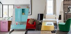 Top20 móveis coloridos (Foto: Casa Vogue)