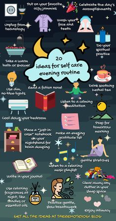 Night Time Routine, Evening Routine, Bedtime Routine, Self Care Bullet Journal, Vie Motivation, Routine Planner, Happiness Challenge, Mental And Emotional Health, Self Care Activities