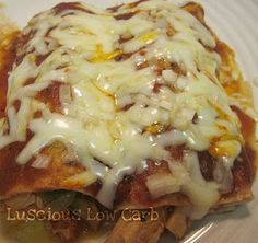 low carb recipe blog **TONS of great recipes that would work for family!