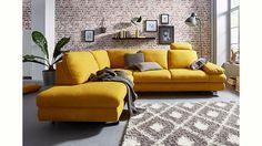 Jetzt Trendmanufaktur Polsterecke, wahlweise mit Bettfunktion und Bettkasten günstig im cnouch Online Shop bestellen