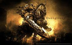 darksiders horsemen concept art - Google Search