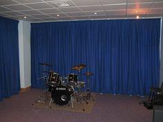 Eğin Perde.ws Akustik Perde uygulamalalrı