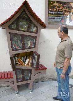 Initiative Toul : partager ses lectures - Est Républicain | Les livres des Rues | Scoop.it