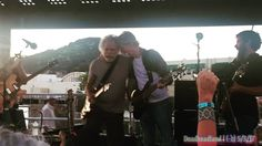 """Phil Lesh & Friends feat. Bob Weir """"A Very Special Songs to Phil The Air Sunshine Daydream!"""" Wed. May 3 2017 The Backyard Terrapin Crossroads San Rafael CA Phil Lesh - bass vocal Bob Weir - guitar vocals Grahame Lesh - guitar vocals Scott Law - guitar vocals Jason Crosby - keyboards fiddle & vocals 6:25pm - 8:05pm http://ift.tt/2qHwlxm"""