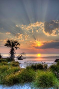 Choose your favorite beach sunrise photographs from millions of available designs. All beach sunrise photographs ship within 48 hours and include a money-back guarantee. Beautiful Sunset, Beautiful World, Beautiful Places, Beautiful Scenery, Amazing Places, All Nature, Amazing Nature, Belle Photo, Beautiful Landscapes