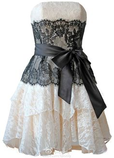FairOnly Girl's Mini Homecoming Cocktail Dresses Stock Size 6 8 10 12 14 16 #Faironly
