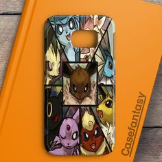 Pokemon Collage Samsung Galaxy S6 Edge Case | casefantasy