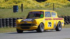 Ford Anglia - Race Car