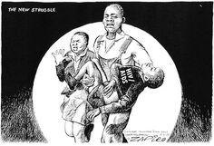 Zapiro - 060615indep Masters, Cartoons, Animated Cartoons, Comic Book, Cartoon, Comic, Animation
