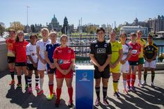 VISIONES SUBTERRÁNEAS: WORLD RUGBY WOMEN´S SEVENS SERIES CANADA: MAL EMPE...