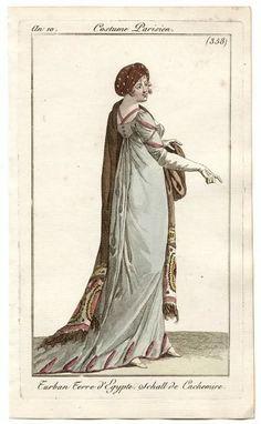 Journal des Dames et des Modes 1801