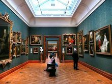 The National Gallery, Trafalgar Square, London England, U. Museum Logo, Art Museum, National Gallery, National Portrait Gallery, Trafalgar Square, Louvre Museum, Free Museums, London Museums, Galleries In London
