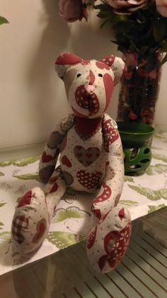 Srdíčkový medvídek