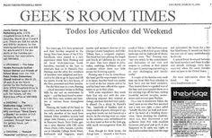 Todos los artículos del weekend aquí, incluidos los posts con recomendaciones para crear tweets y posts para Facebook efectivos