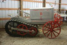 Bates Model D Steel Mule (77 pieces)