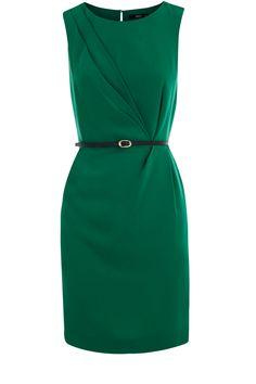 Twist Side Shift Dress from Oasis.