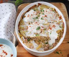Rakott zöldbab bulgurral és pulykával Recept képpel - Mindmegette.hu - Receptek