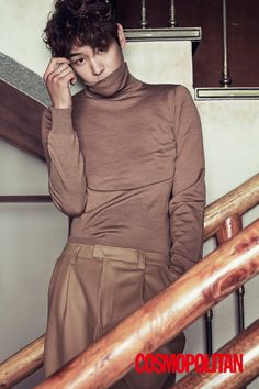 【金素妍】【杂志】《COSMOPOLITAN》X 郭时旸 《SURE》《NOBLESSE MEN》1月号韩图区韩剧社区