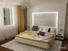 Moderno dormitorio de trazado por Neopolis-Interior-Design-Studio_02