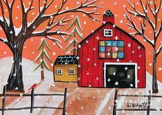 Barn Quilt by Karla Gerard