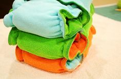 Cloth Diapers #sewing
